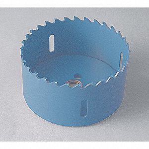 SAW HOLE CARBIDE TIPPED 3-3/8IN