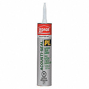 ADHESIVE PL ACOUSTIC SEAL 295ML
