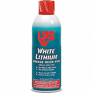 WHITE LITHIUM GREASE PTFE 284G AERO