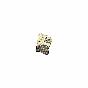 GLOVES COWHIDE HD UNLINED PALM XL