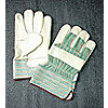 GLOVES HD GRAIN COWHIDE LINED PALM