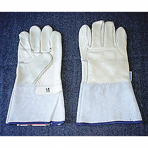 GLOVES COWHIDE WING THUMB G/CUFF