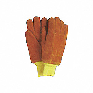 GLOVES FIREFIGHTERS COWHIDE THERMAL