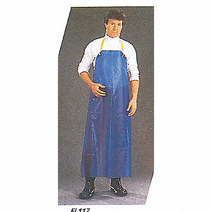APRON VINYL BIB UNSUPPORTED 35X47IN