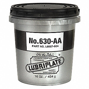 LUBRICANT LITHIUM 16 OZ CAN