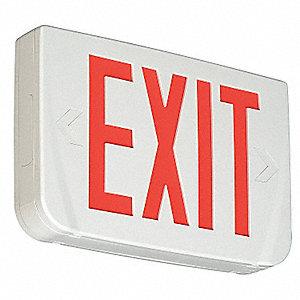 EXIT AC + DC LED