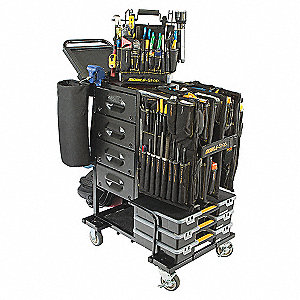 MOBILE-SHOP PM CART WITH DRILL