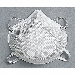 RESPIRATOR PARTICULATE SMALL 20/BX