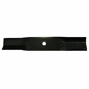 Lawn Mower Blade, 15-1/2 In. L