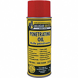 PENETRATING OIL 313ML AEROSOL