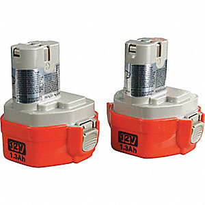 BATTERIES 12V TWIN PACK