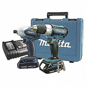 DRILL DRIVE COMBO KIT LXT 18V 2 PC