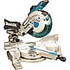 MITRE SAW 10IN DUAL SLIDE COMP LAZR
