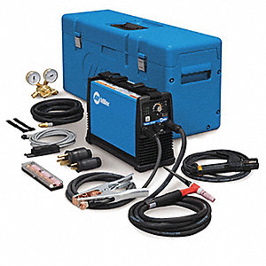 MAXSTAR 150 STL W/X-CASE, RMT CTRL,