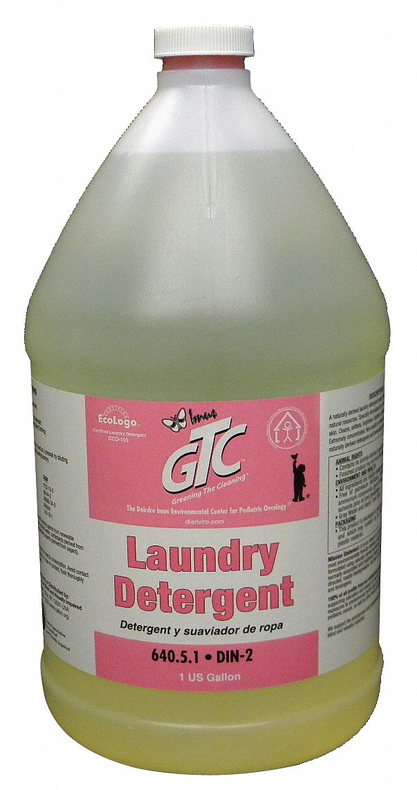 Laundry Detergents And Fabric Softeners