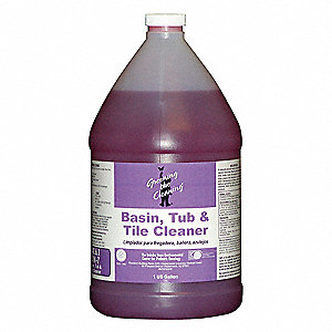 1 gal. Bathroom Cleaner, 4 PK