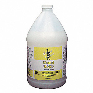 Liquid Hand Soap, 5 gal. Drum, 1 EA