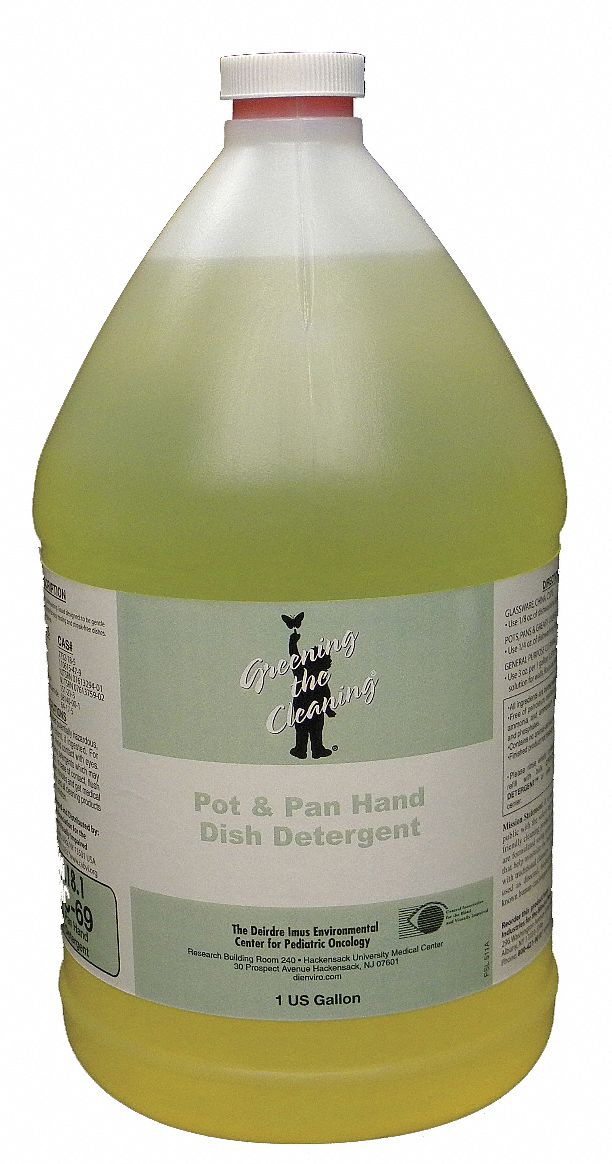 Dishwashing Detergents And Rinses