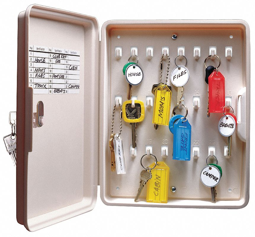 Key Cabinets And Replacement Tags