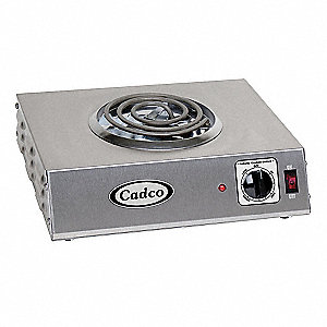 Hot Plate,Single,Tubular