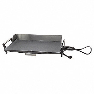 "12-1/2"" x 29"" x 5-1/2"" Portable Griddle"