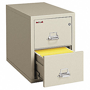 Vertical File, 2 Drawer, Legal