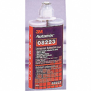 ADHESIVE UNIVERSAL BLACK 200ML