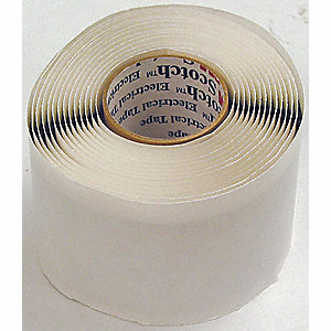 TAPE ELEC RUBBER MASTIC 1IN X 10FT