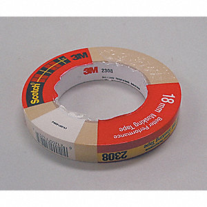 TAPE SCOTCH MASKING 12MM X 55M
