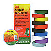 TAPE VINYL COLOR CODING 3/4INX66FT