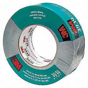 TAPE DUCT,UTILITY,SLVER,1.88X60Y