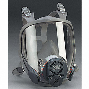 RESPIRATOR FULL FACE MEDIUM