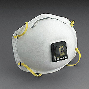 RESPIRATOR N95 WELDING 10/BOX
