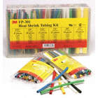 HEAT SHRINK KIT 133ASSR COLOR 6INPC