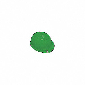 HARD HAT H-704P 4PT PINLOCK GREEN
