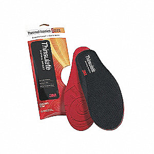 THINSULATE THERMAL INSOLE 6-RD B2