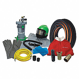 ACCESSORY KIT E, W/1-1/4 IN. HOSE