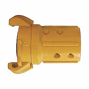 COUPLER, NYLON, 1 IN.