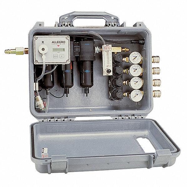 Allegro Filtration Panel 150 Psi Hanson 11v246 9876mr Grainger