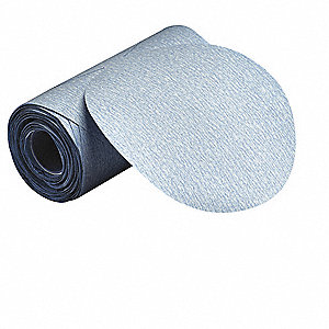 PSA Sanding Disc Roll,5 In,P220GSC