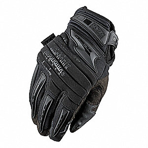 Tactical Glove,2XL,Black,PR