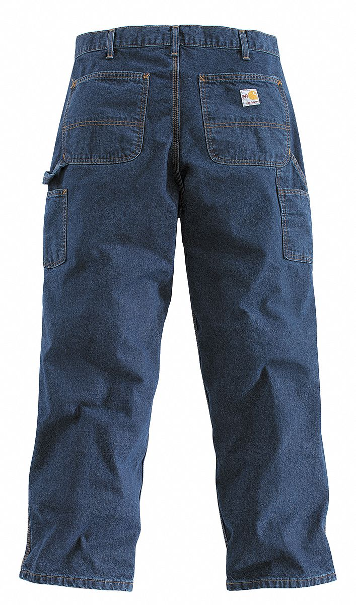 Flame Resistant And Arc Flash Pants And Overalls