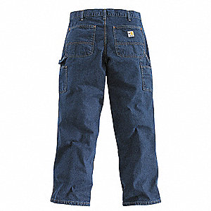Pants,Blue,34 x 34 In.,15.2 cal/cm2