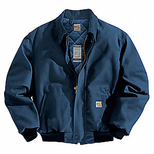 FR Duck Bomber Jacket,Dark Navy,5XL