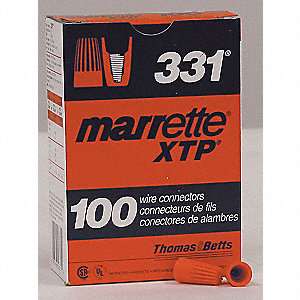 CONNECTOR MARRETTE XTP OR 100/BX
