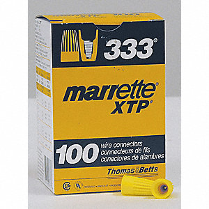 CONNECTOR MARRETTE XTP YW 100/BX