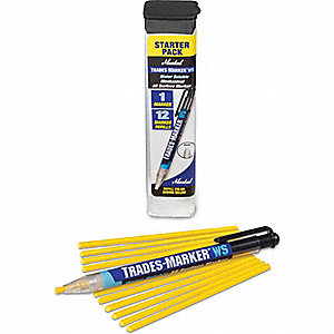 REFILL PACK TRADES-MARKER WS YELLOW