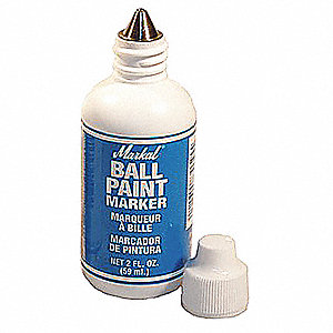 MARKER BALL PAINT BLUE