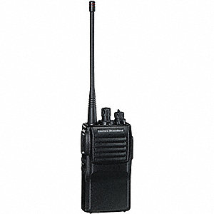 RADIO 2-WAY PRTBLE CMPCT 5WATT VHF