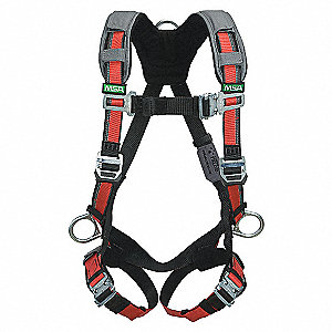 HARNESS EVOTECH BACK D RING STD SZ